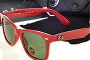 عینک ریبن ویفری قرمز uv 400 اصل ایتالیا