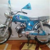 موتور یاماها100 ایران دوچرخ