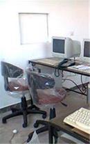صندلی چرخ دار کامپیوتر