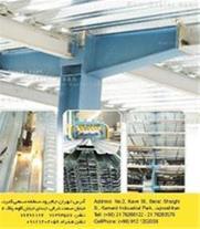 تولید اجرا و نصب سقف عرشه فولادی ( استیل دک)