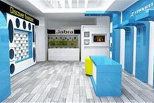 طراحی سه بعدی و اجرای حرفه ای دکوراسیون مغازه