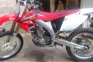 هندا CRF 450 2006