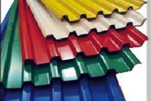تولید ورقهای کرکره طولی ذوزنقه و سینوسی