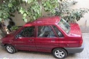 فروش یک دستگاه پراید مدل صبا 86