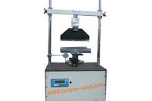 دستگاه تعیین مقاومت فشار و خمش نمونه های سیمان