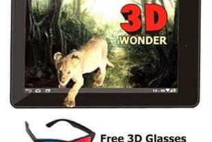 فروش تبلت سه بعدی 3d دو سیم همراه کیف خرید