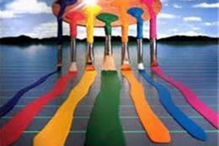 خدمات رنگ ، خدمات و اجرای رنگهای صنعتی