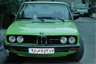 فروش فوری BMW 520 استثنایی