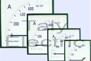 انواع تجهیزات اندازه گیری تابلو برق