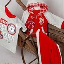فروش ویژه لباس بچگانه شرکت نیکا