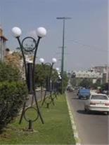 فروش چراغ های روشنایی پارکی و خیابانی