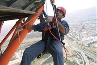 کار با طناب و کلایمر شتشوی نما نماشویی