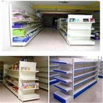 قفسه بندی و تجهیزات فروشگاهی