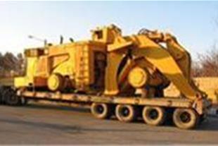حمل و نقل بار ماشین آلات سنگین