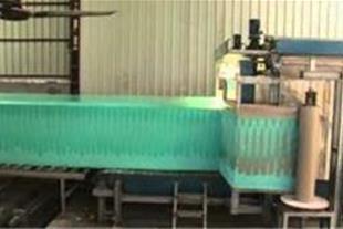 ساخت دستگاه های تولید ابر اسفنج و  دستگاه تزریق فو