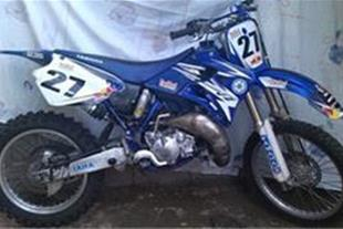 یاماها YZ 125  مدل 2000