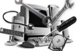 تشخیص عیب و تعمیر تخصصی کامپیوترو نصب ویندوز و انو