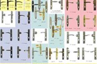 فروش دستگیره درب ساختمان و دستگیره کابینت
