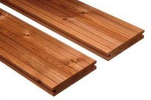 چوب خالص ترموود