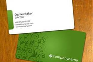 طراحی لوگو، کارت ویزیت و نایلون تبلیغاتی