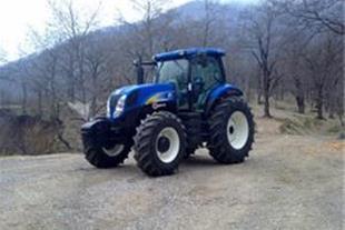 فروش تراکتور t6090 با کلیه ادوات استان گلستان