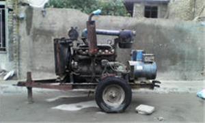 موتور جوش بنزتک با دینام فروشی - 1