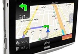 GPS و مسیریاب گویا و سخنگوی مارشال Me-700