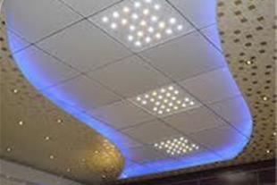 مرکز واردات و فروش انواع سقف کاذب کناف pvc و... - 1