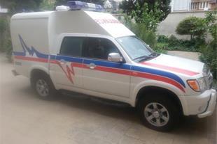 فروش آمبولانس کاپرا نقد ولیزینگ - 1