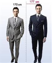 کفش پاشنه مخفی و افزایش قد مردانه و زنانه