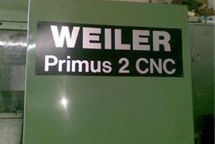 فروش دستگاه تراش آلمانی CNC - WEILER