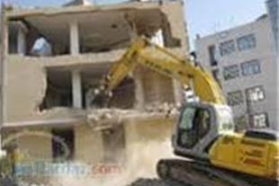 تخریب ساختمان و خاکبرداری شهبازی