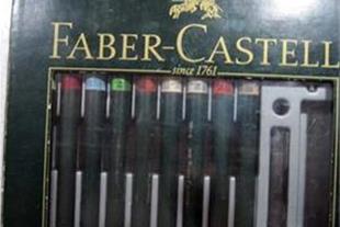 ست 9 تایی قلم راپید FABER CASTELL آلمانی
