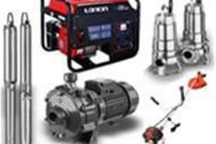 فروش موتور برق بنزینی ، الکتروپمپ ، کارواش ، سمپاش