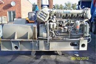 فروش موتور ژنراتور MWM560Kva