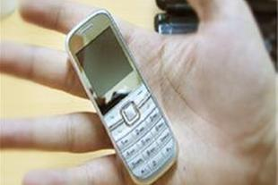 فروش گوشی موبایل به اندازه انگشت اشاره