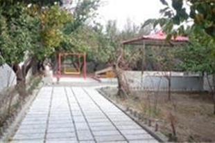 500 متر باغچه 4 دیوار شهریار( کردزار) کد:139 - 1