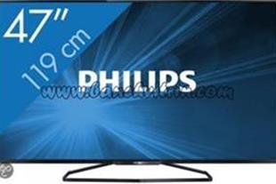 تلویزیون ال ای دی سه بعدی فیلیپس 47PFK6109