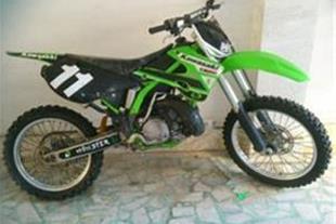 فروش موتور کراس مدل 2002  250KX