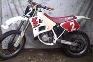 فروش موتور کراس مدل     125 1990YZ