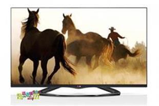 تلویزیون ال ای دی سه بعدی الجی  LG 42LA660S-بانه