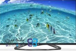 تلویزیون ال ای دی سه بعدی الجی  47LA66-بانه