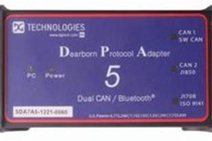 دیاگ ولوو سری RP1210 مدل DPA5