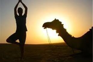 تور یوگا در کویر مرنجاب