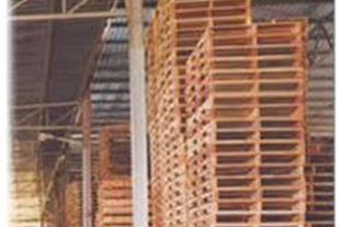 ضدعفونی - گندزدایی پالت  چوبی و کالاهای صادراتی