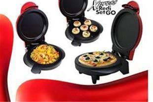 پیتزا پز و ساندویچ ساز ردی ست گو Xpress Redi Set