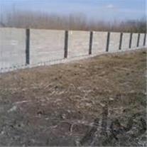 3 هکتار زمین دیوارکشی شده بر اتوبان کرج قزوین