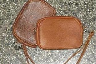 کیف کمری و دستی چرم گاوی کد 603