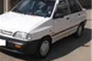 فروش پراید مدل 84