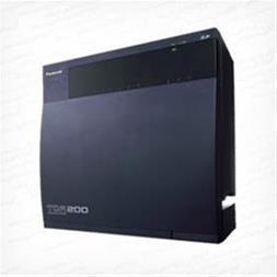 دستگاه سانترال مدل KX-TDA200 - 1